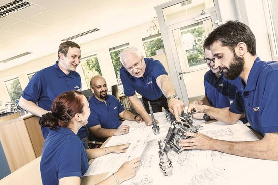 Our technology experts support you in reducing machining time and tool costs